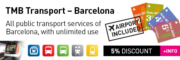 Barcelona Experience & Tourist information